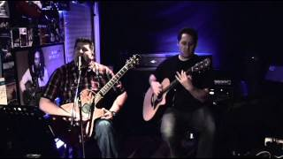 Rage Against the Machine - Killing in the Name Of Acoustic - Jason Wisenor and Ben Cooper