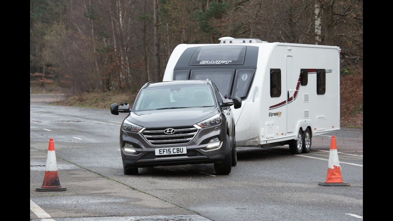 The Practical Caravan Hyundai Tucson Review Youtube