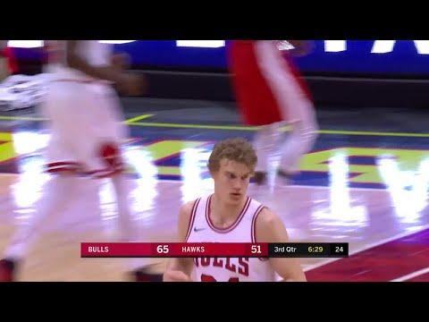 3rd Quarter, One Box Video: Atlanta Hawks vs. Chicago Bulls
