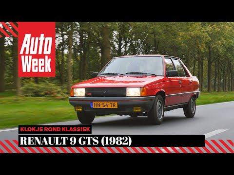 Renault 9 GTS (1982) - Klokje Rond Klassiek