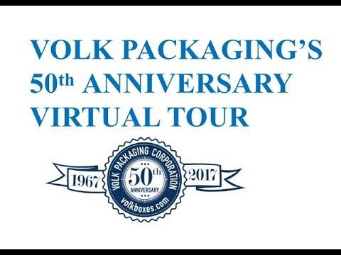 VOLK PACKAGING CORPORATION'S VIRTUAL TOUR - 2017