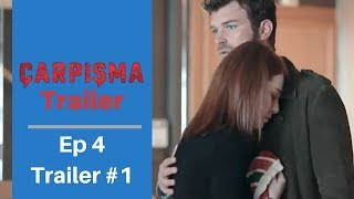 Carpisma ❖ Ep 4 Trailer # 1 ❖ Kivanc Tatlitug ❖ English