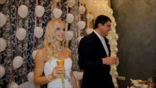 Ведущая на свадьбу Москва и Московская область