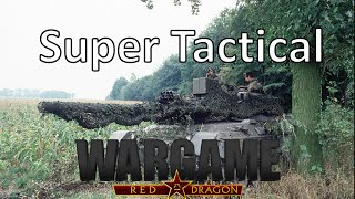 Wargame Red Dragon - Super Tactical