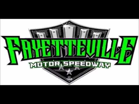 #Team_KMOD 06-09-18 #11 Casey Shane- Fayetteville Motor Speedway(FWD-SCDRA)