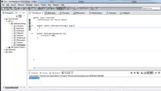 Java Tutorial Teil 46 - Polymorphie