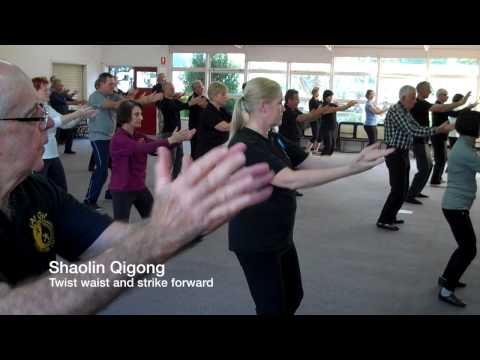 Celestial Tai Chi College Workshop 2015