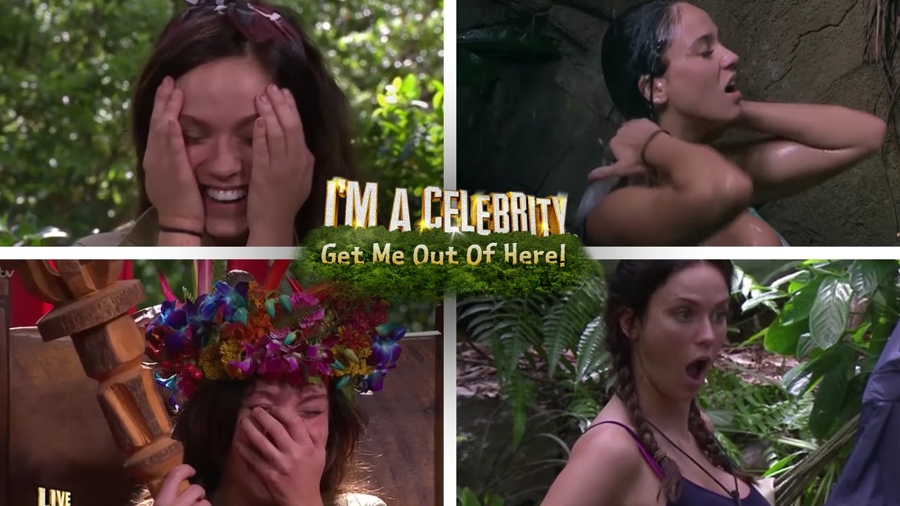 Vicky Pattisons Best Bits Im A Celebrity Get Me Out Of Here Youtube