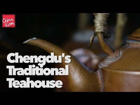 Inside Chengdu's Traditional Teahouse | A China Icons Video