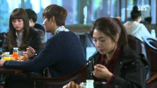 The heirs Lee Min Ho Park Sin Hae Ep 11 review 37 4
