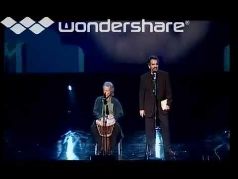 Aram Saroyan & John Densmore perform at Armenian Music Awards 2002