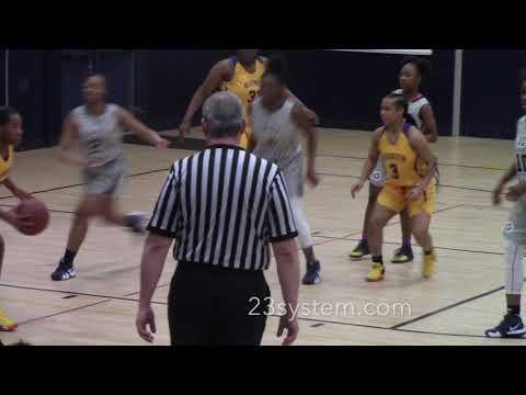 Washington Vs  Milwaukee Academy of Science (Girls) 12-4-2018
