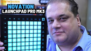 Novation Launchpad Pro MK3 - first look