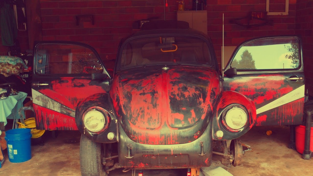 1971 Super Beetle Project Fuse Box Brakes And Dash Youtube