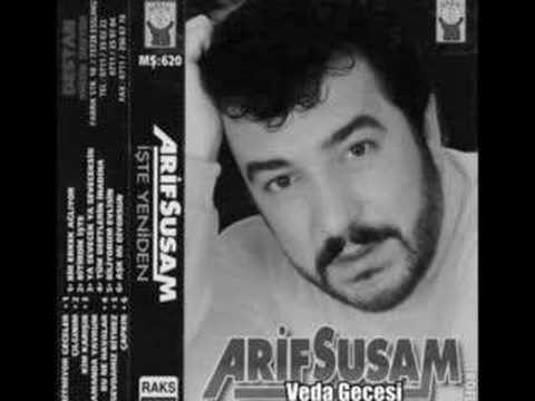 Arif Susam - Veda Gecesi mp3 indir