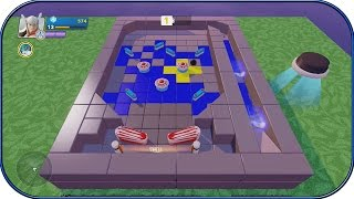 Disney Infinity 2.0 - Pinball, Super Smash Bros, And More! - Toy Box Templates