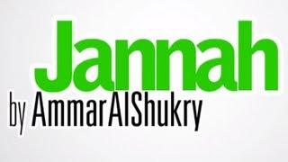 Beautiful Poem on Jannah ᴴᴰ ┇ Kinetic Typography ┇ by Ammar Al-Shukry ┇ TDR ┇