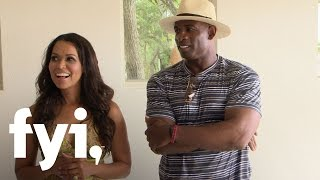 Tiny House Nation: Zack Finds A Toe Brother In Deion Sanders Season 4, Episode 3 | Fyi