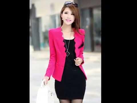 Thân Hình Phụ Nữ Sẽ đẹp Và Thon Gọn Hơn Khi Choàng áo Vest