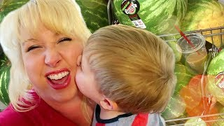 💥PROOF! I'M FUN AT PARTIES!! 🍉🎉🍉🎉| Large Family Meals of the Week #18