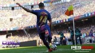 PES 2019 Demo pc gameplay 1080p 60fps