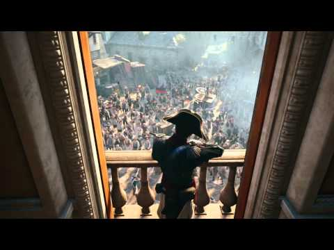 Assassin's Creed Unity Revolution Gameplay Trailer [North America]