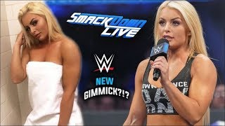 The HIDDEN REASON Behind Mandy Rose's New Towel Act + What It's Leading To - Smackdown