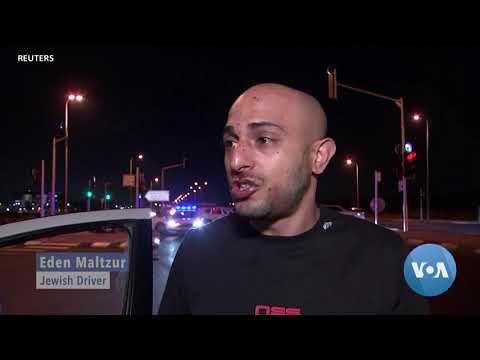 Jewish and Arab Israelis Clash Inside Israel