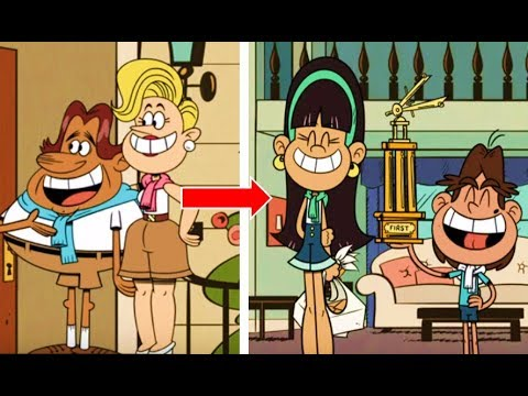 The Loud House New Characters Revealed Episode Future Tense