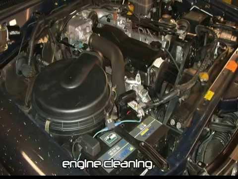 Preview video Motorblok reinigen