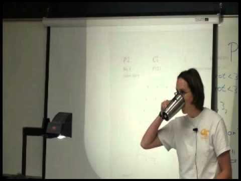 Introduction to Crystallography: Lecture 5 — Plane and Space Groups