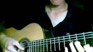 Tear in heaven guitar solo