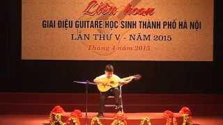 Lớp học Guitar cực nhanh hè 2015 Quận TÂY Hồ Hà Nội 0946836968