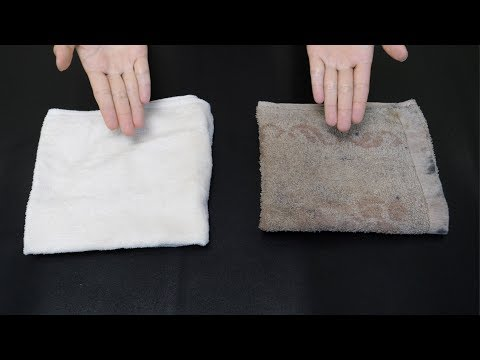 抹布脏了不用换新的,只要撒点它,不用手搓就能洁白如新