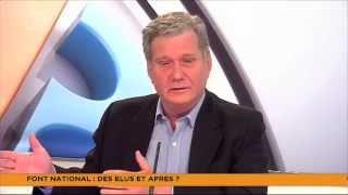 Le 7/8 Politique – Philippe Chevrier, secrétaire départemental du Front National