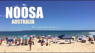 AUSTRALIA (2016): Noosa Main Beach & Hastings Street