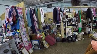 Indoor Flea Market Walk Around - There is Still Gold to be Found...