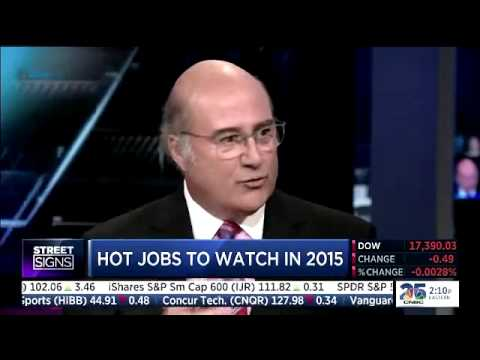 Hot Jobs 2015: Hiring Trends Forecast from Leading Executive Search Firm CTPartners