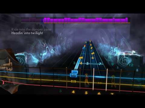 Kenny Loggins - Danger Zone (Rocksmith 2014 Bass)
