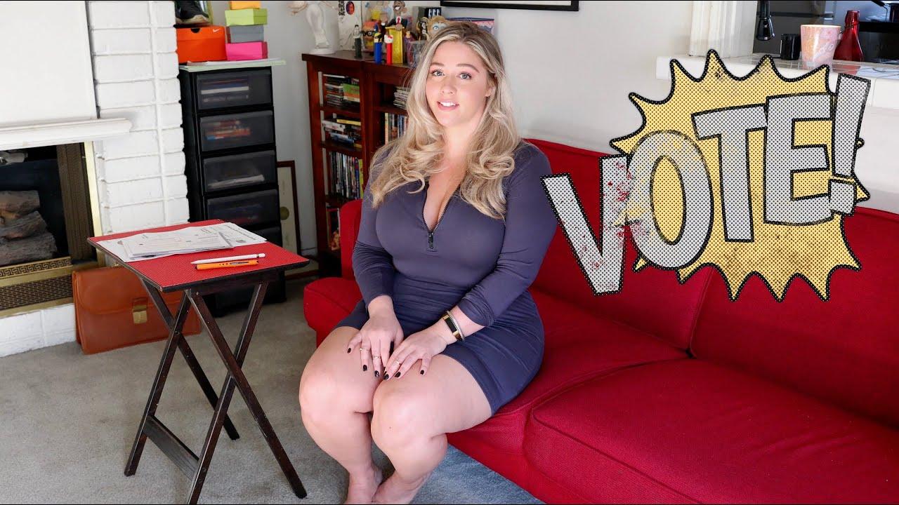 Ellana Bryan - How To Vote By Mail - 4K
