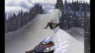 Sled Storm (Track 7) Perilous Pass [PS1]