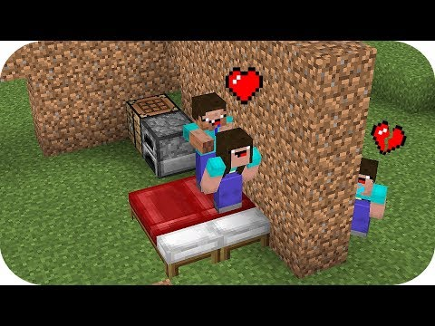 NOOB REGRESA CON SU NOVIA NOOB!? MINECRAFT TROLL + ROLEPLAY