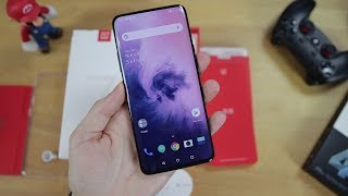 OnePlus 7 Pro Ελληνικό Unboxing & Review vs Mi 9T [Greek]