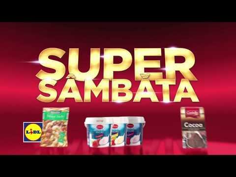 Super Sambata la Lidl • 2 Februarie 2019