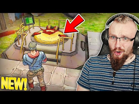 THEY BUILT ME A SECRET BUNKER IN MY BASE?! (why) - Dark Days: Zombie Survival