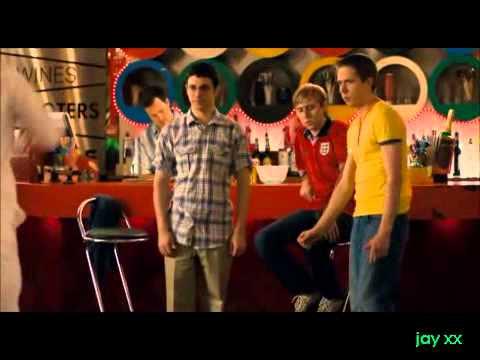 The Inbetweeners Movie - Dance Scene [FULL]