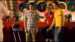 The Inbetweeners Movie - Dance Scene [FULL]