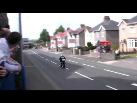TTXGP Isle of Man 2009 - Zero carbon elecrtric motorcycle road race