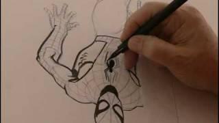 Drawing Superheroes (1 of 3)