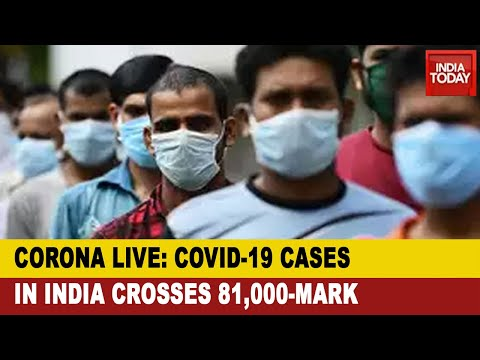 Corona Update: Covid-19 Cases In India Crosses 81,000-Mark, Death Toll At 2,649. State-wise Tally